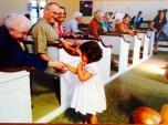 allie-baptism