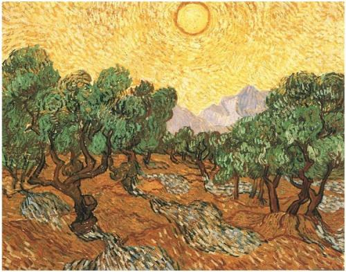 Olive-Trees-with-Yellow-Sky-and-Sun (1)