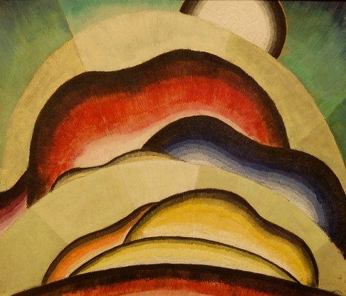 arthur dove sunrise