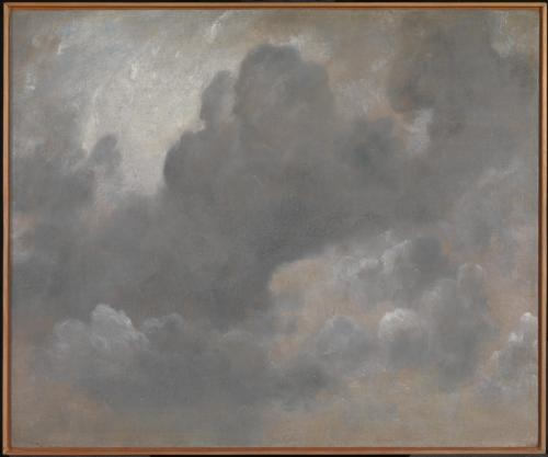 Cloud Study 1822 by John Constable 1776-1837